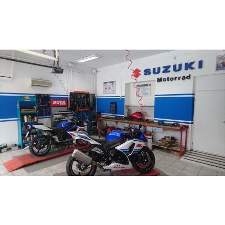 Suzuki, Ducati és márkafüggetlen Szerviz