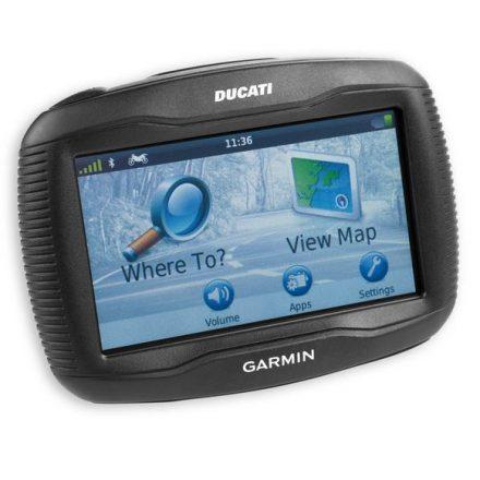 DUCATI GPS navigáció Zumo 390 - Európa térképpel