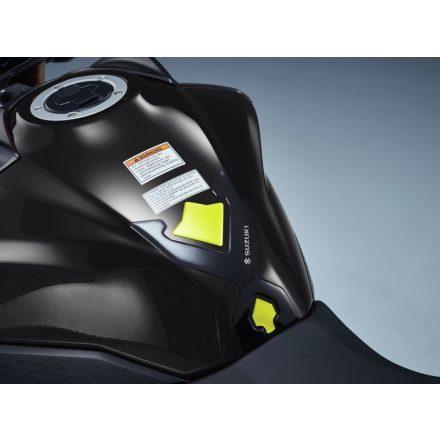 TANKPAD BLACK-YEL. GSX-S750L7-