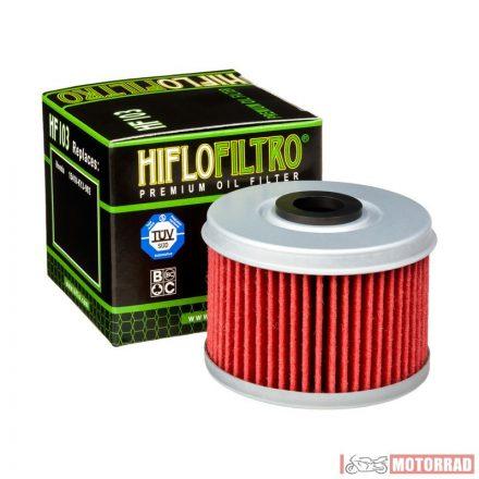 HF103 Olajszűrő