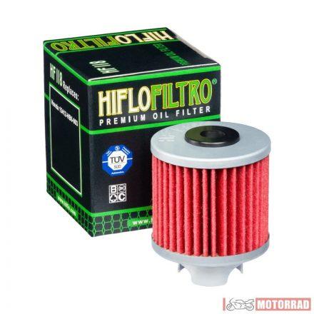 HF118 Olajszűrő