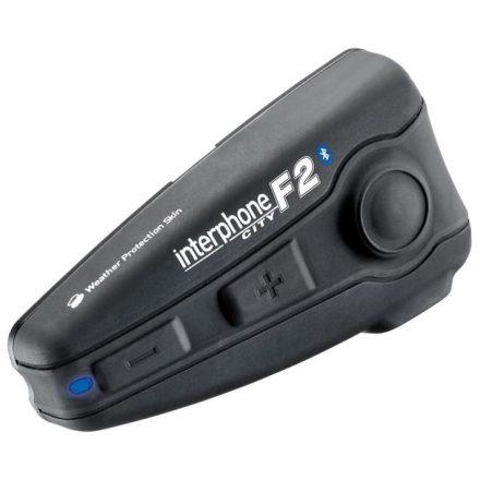 Bluetooth rendszer Interphone City F2