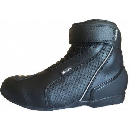PLUS Racing AIR perforált motoros cipő