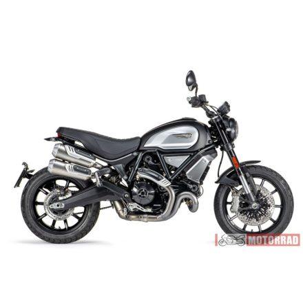 Ducati Scrambler 1100 Dark PRO 2021 - #FearOfTheDark