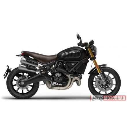 Ducati Scrambler 1100 Sport PRO - #JustPROs