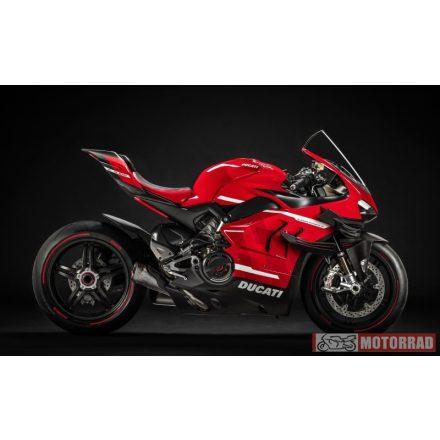 Ducati Superleggera V4 - az Álom valóra vált. (akár WSBK és MotoGP tesztvezetés!)